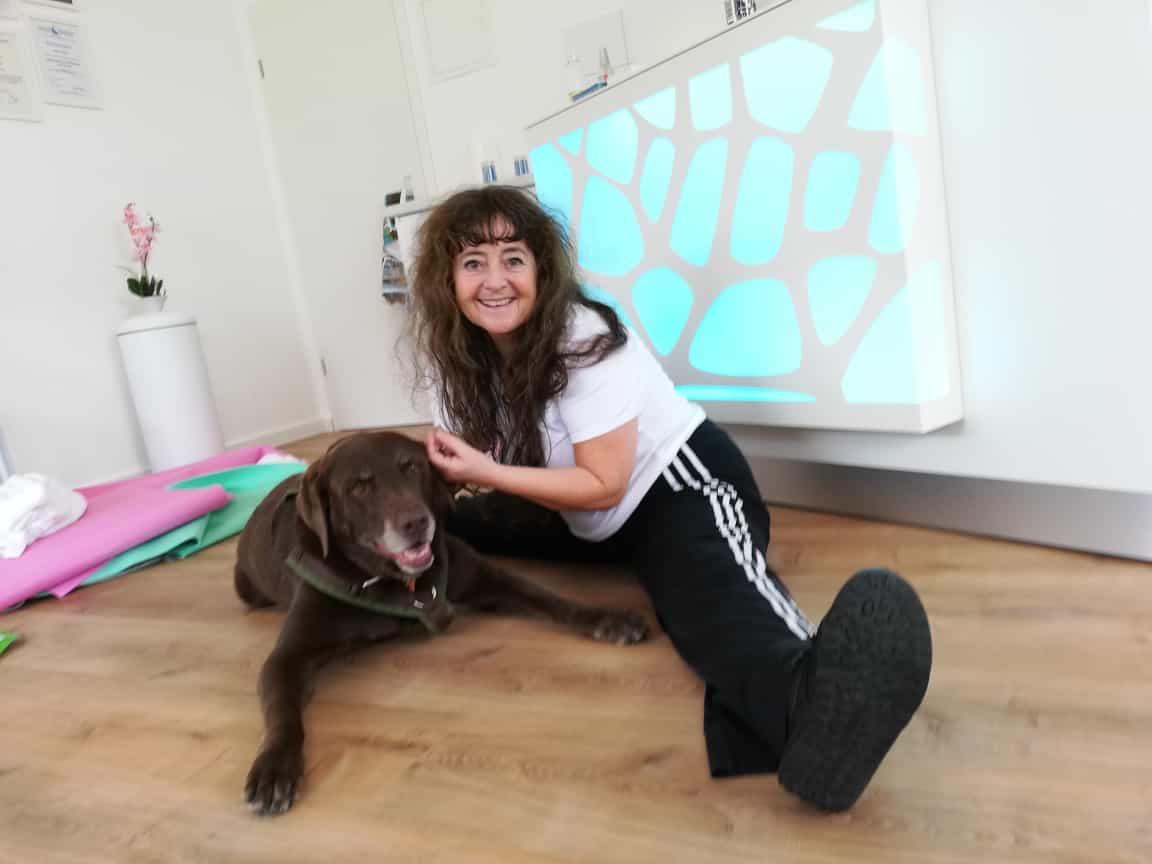 Dorntherapie für Hunde